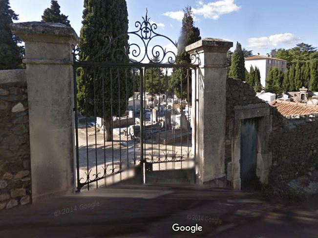 Cimetière de Saint-Ambroix