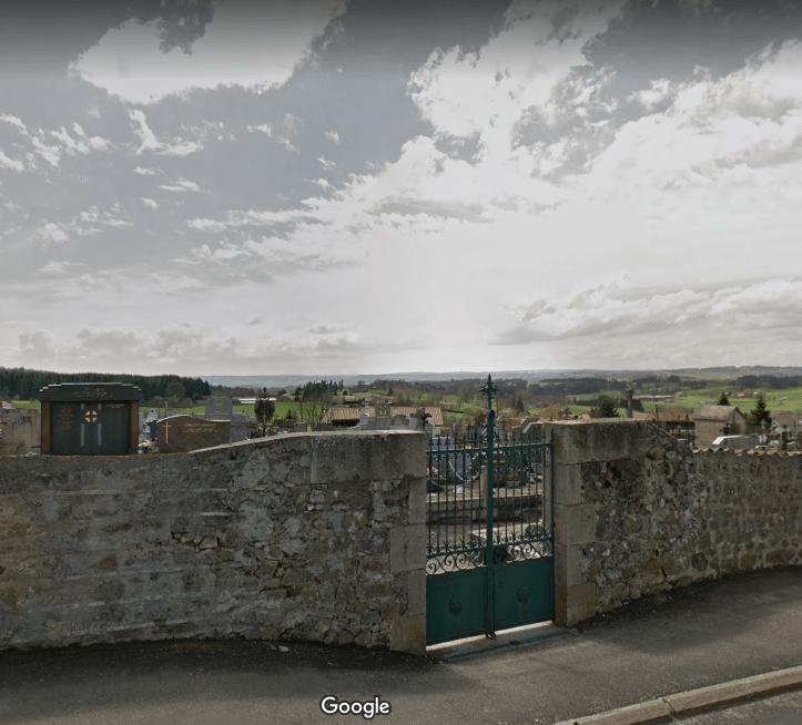 Cimetière de Saint-Pal-de-Chalencon