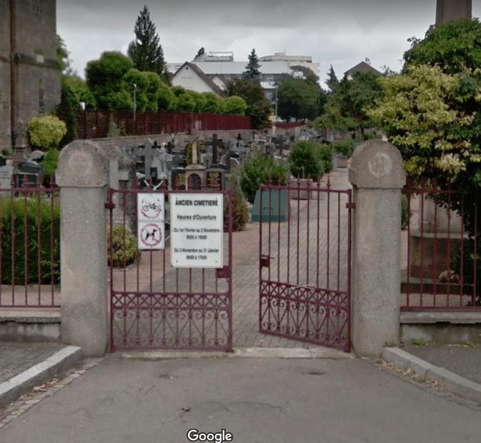 Ancien cimetière deSchiltigheim