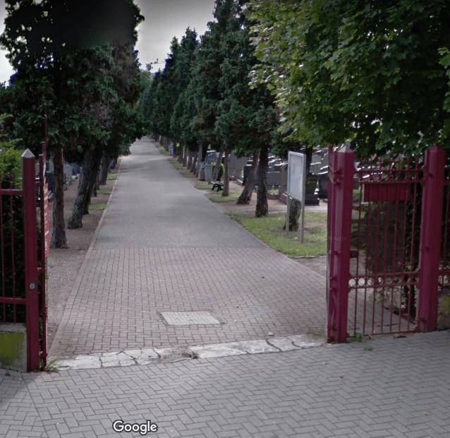 Nouveau cimetière deSchiltigheim