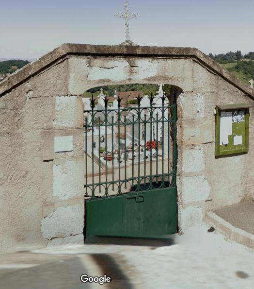 Cimetière de La Tour-en-Jarez
