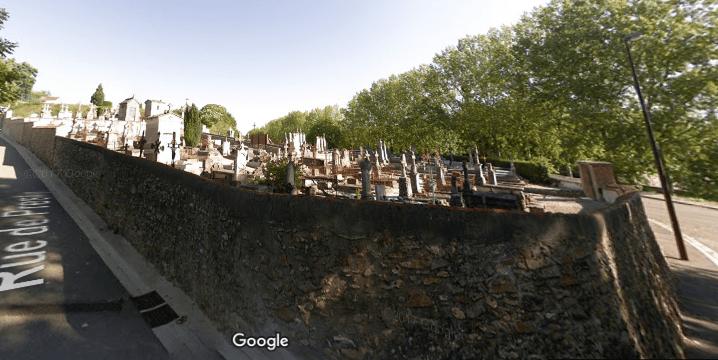 cimetière de Villenauxe la grande