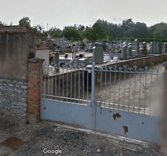 Cimetière de Villeny