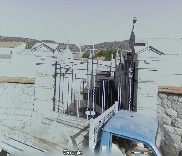 Photo du cimetière communal Vinça