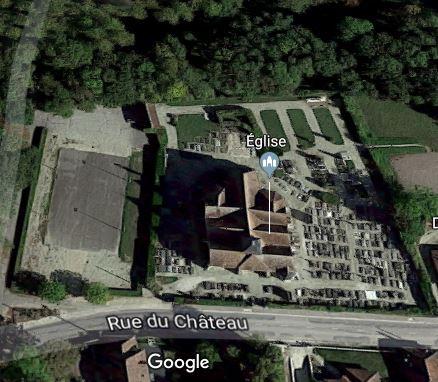 Photos du cimetière de Charmont-sous-Barbuise
