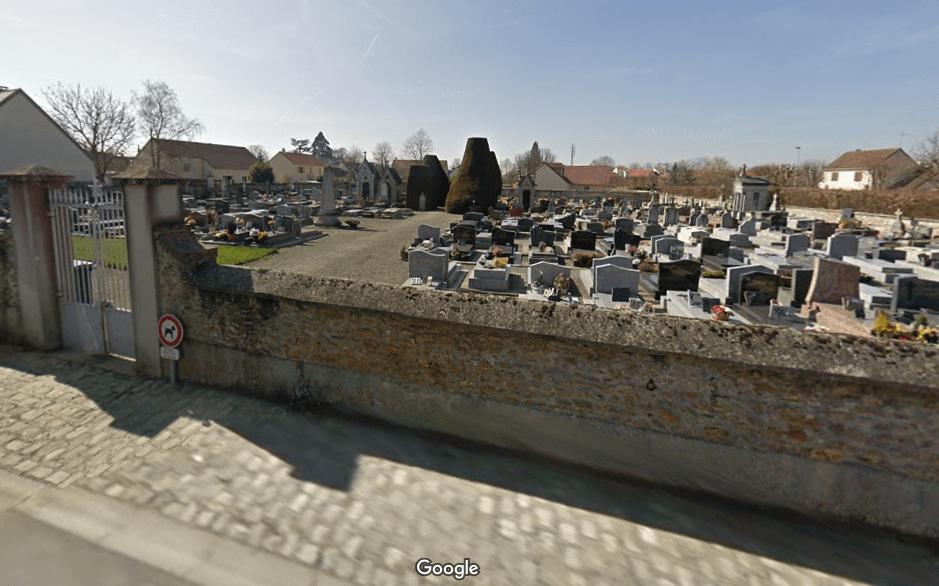 cimetière d'ablis