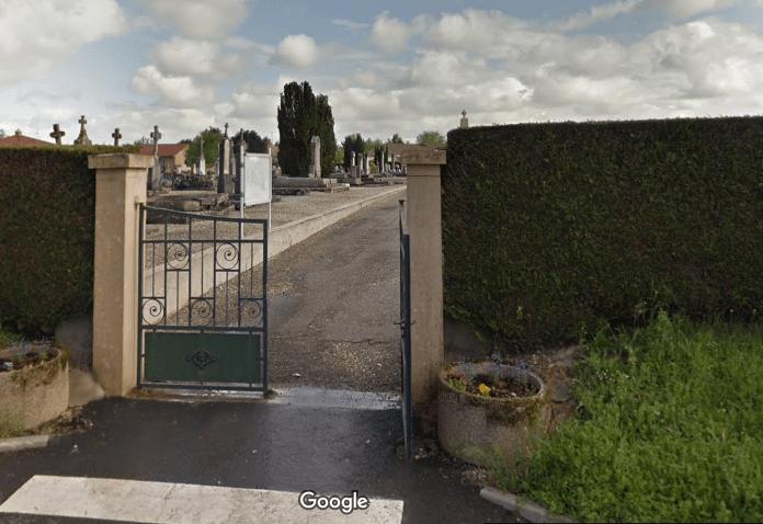cimetière de Bagé la ville