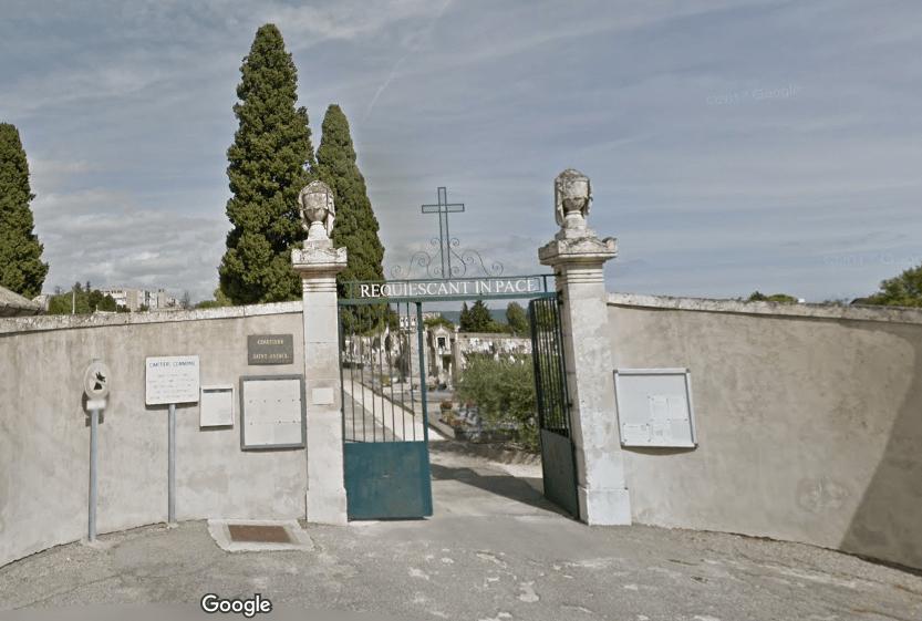cimetière de Bourg saint andéol