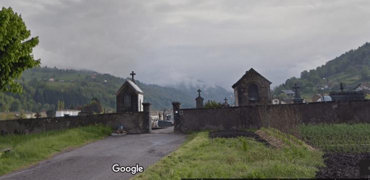 cimetière bussang