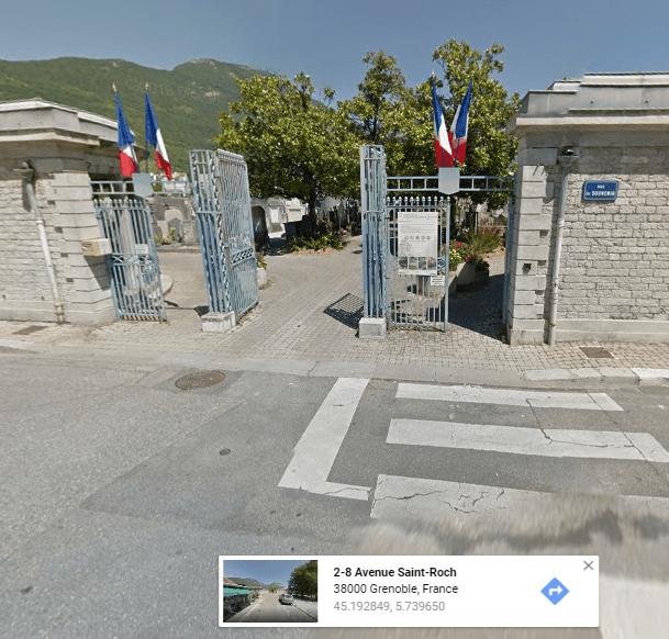 cimetière deGrenoble