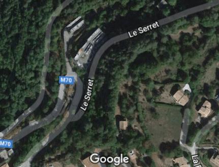cimetière deLa Bollène-Vésubie
