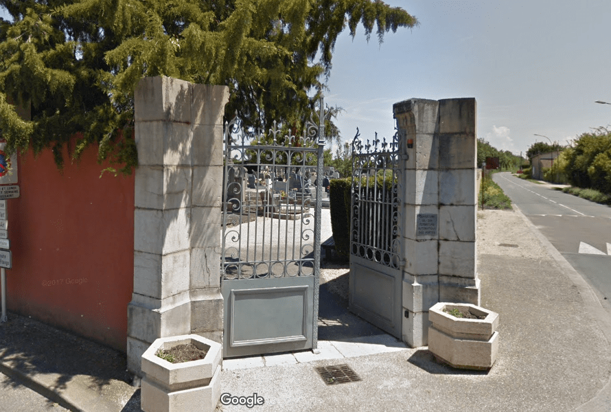 cimetière de chatillon sur chalaronne