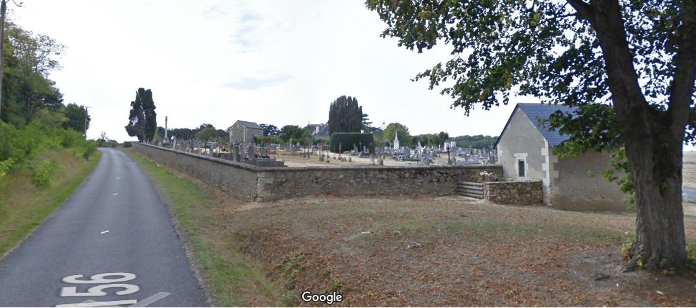 cimetière  11 Le Prieuré de Saint-Georges-des-Sept-Voies