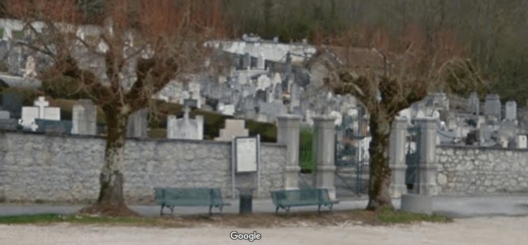 cimetière Communal de Culoz