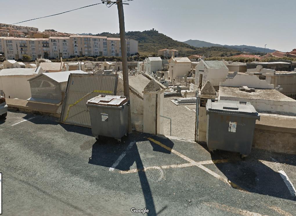 cimetière Port-Vendres