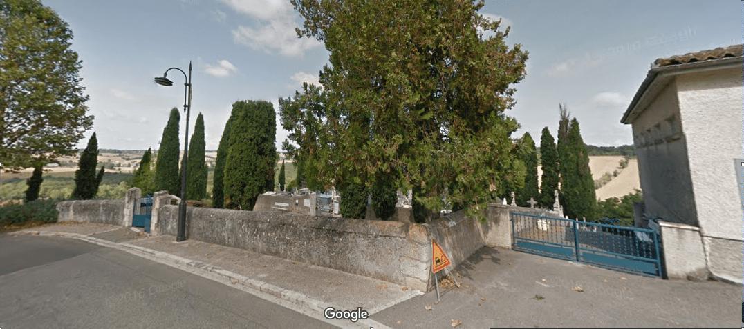 cimetière Saint Gervais  de Lectoure