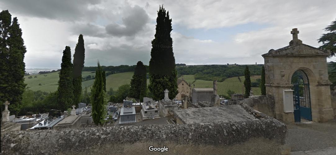 cimetière Saint-Esprit de Lectoure