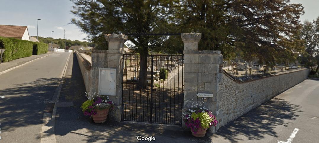 cimetière communal d'Ouzouer-sur-Loire