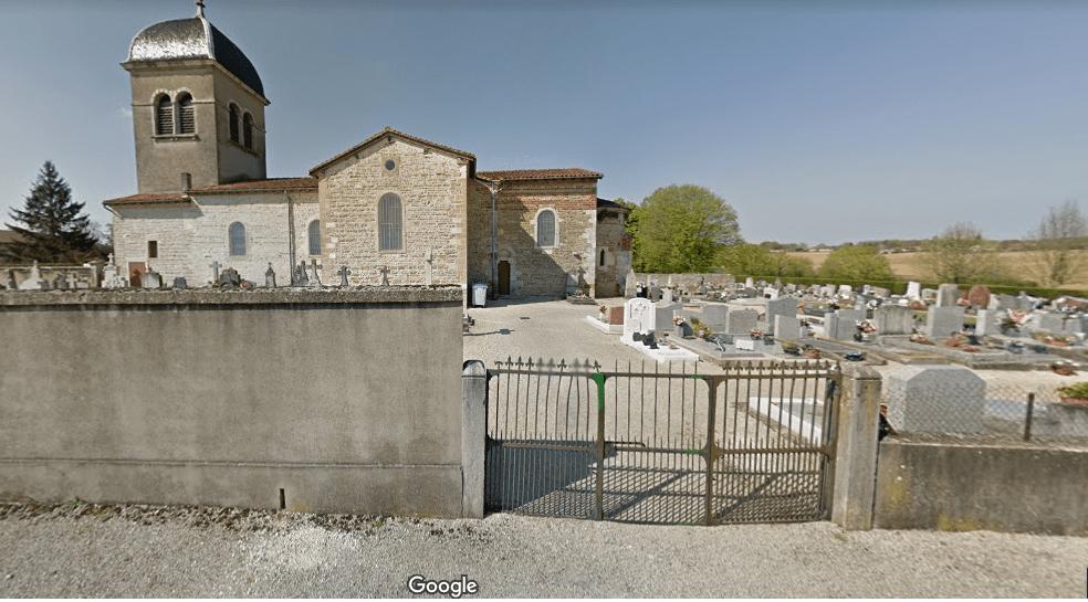 cimetière communal de Curtafond