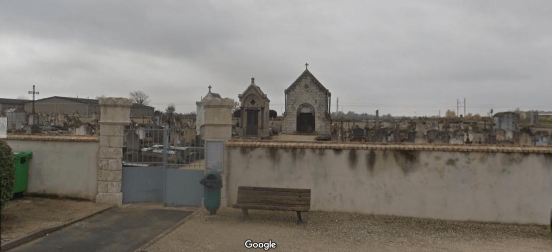 cimetière communal de  Foëcy