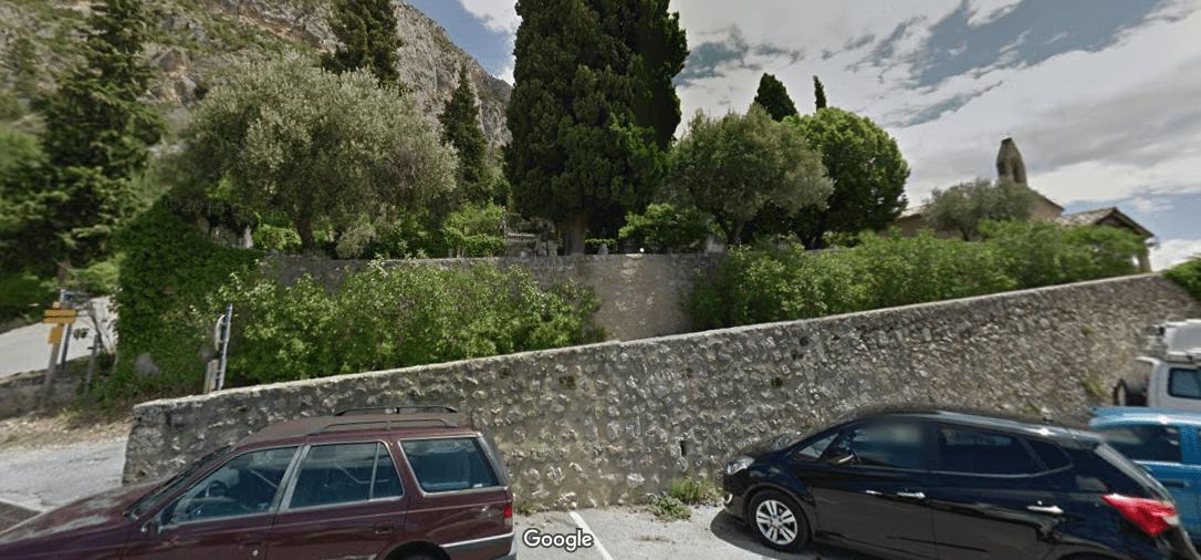 cimetière communal de Moustiers-Sainte-Marie