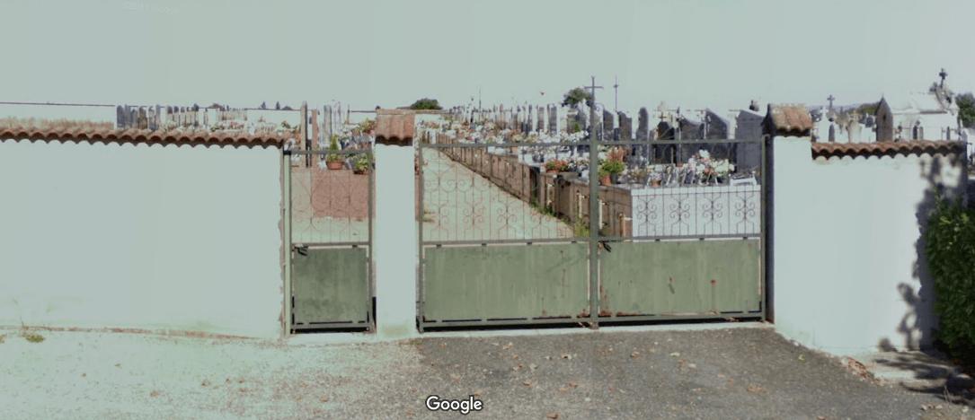 cimetière communal de  Saint-Marcellin-en-Forez