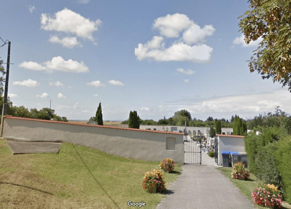 cimetière comunal de Béligneux