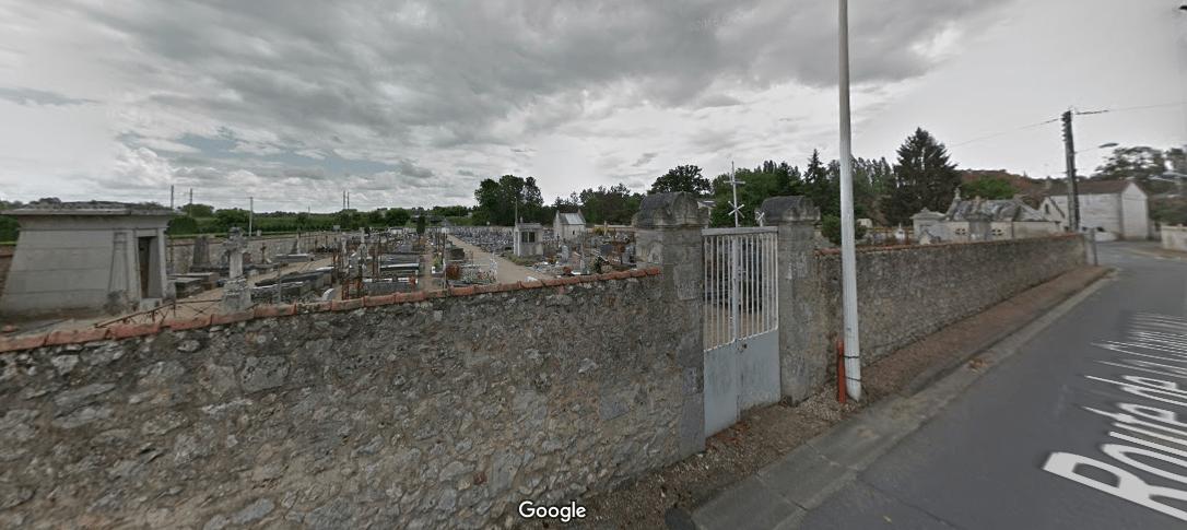 cimetière communal de Chouzy-sur-Cisse