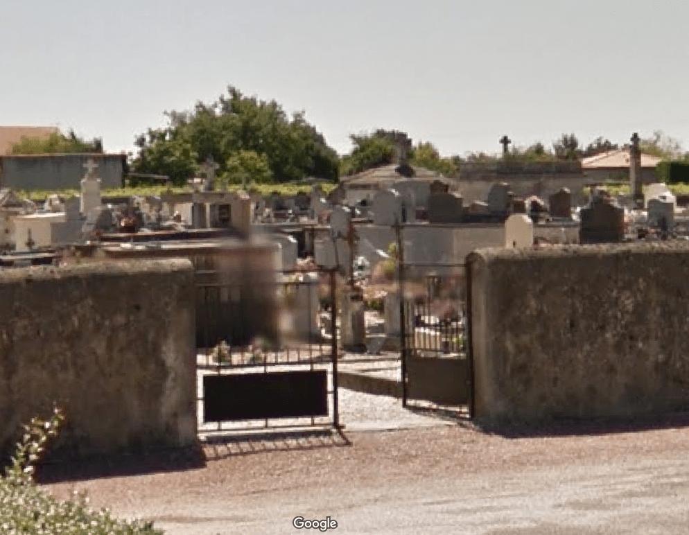 cimetière communal de Cissac-Médoc
