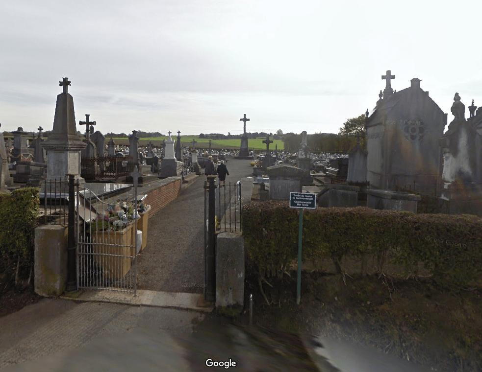 cimetière communal de Cousolre