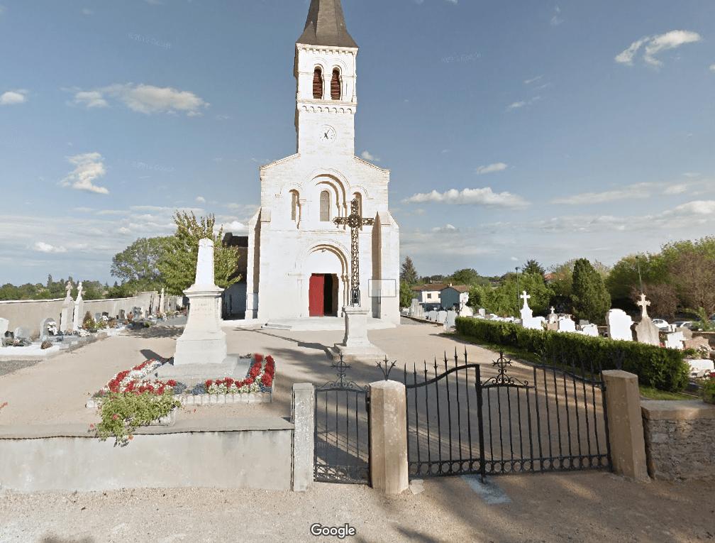 cimetière communal de Cruzilles-lès-Mépillat