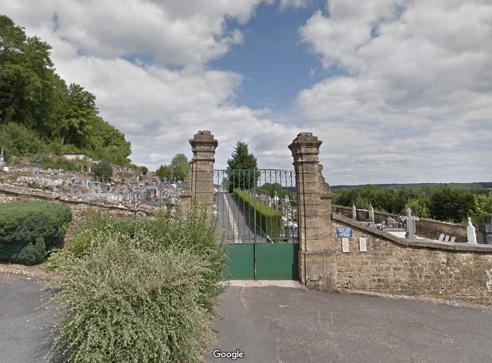 cimetière communal de Givonne