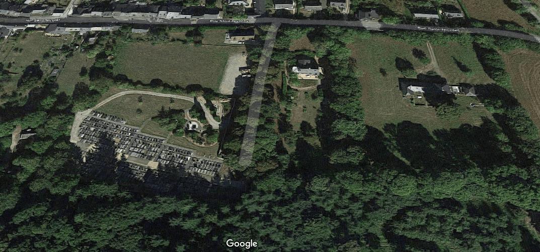 cimetière communal de Josselin 6130 Rue Saint-Nicolas