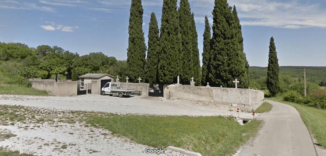cimetière communal de La-Boissière