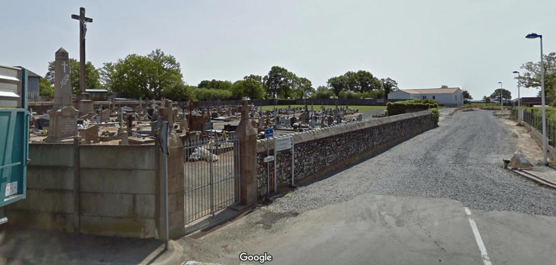 cimetière communal de La-Renaudière