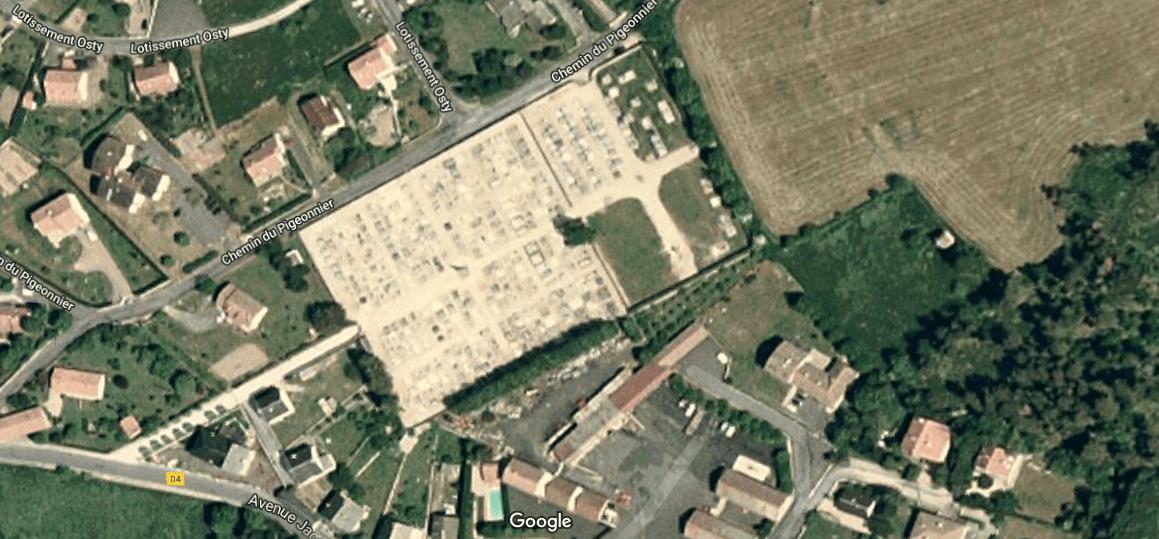 cimetière communal de Le-Malzieu-Ville