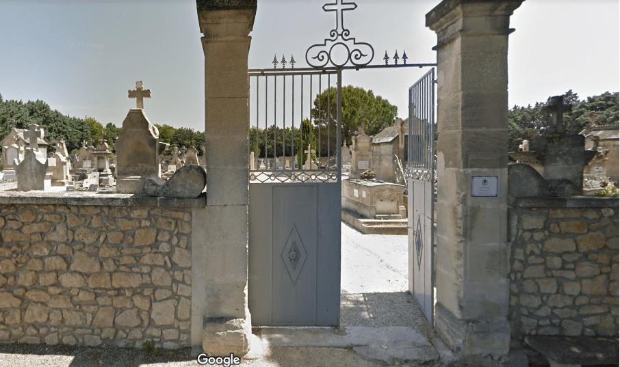 cimetière communal de Maussane-les-Alpilles