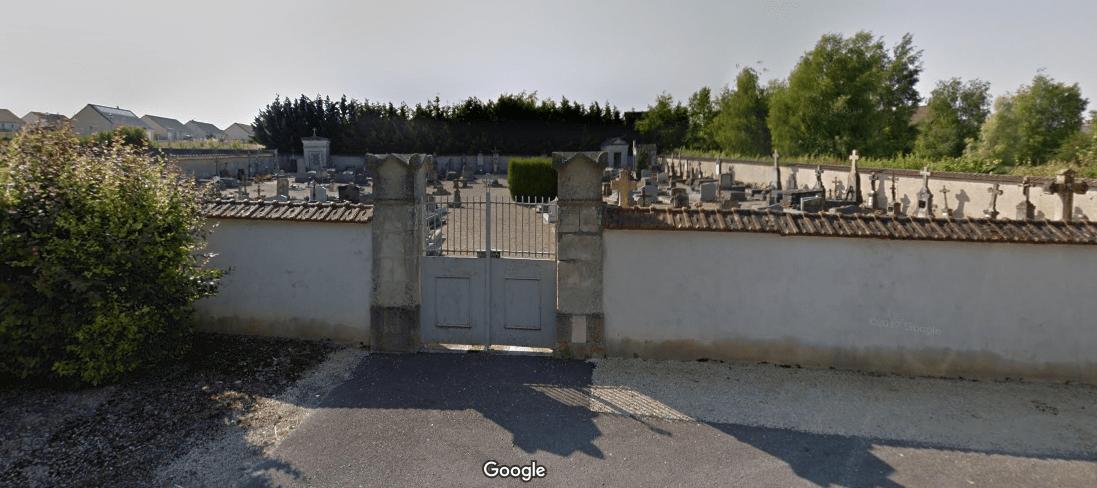 cimetière communal de Moulins-sur-Yèvre