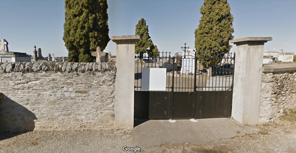 cimetière communal de Naucelle