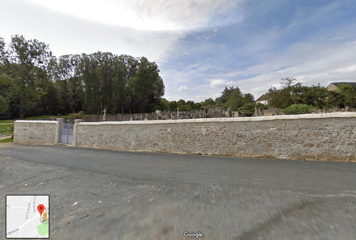 cimetière communal 1 Route de Lignières