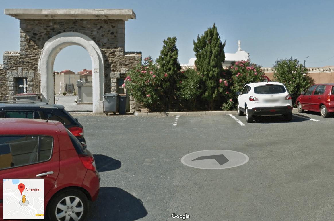 cimetière communal de Port-Vendres