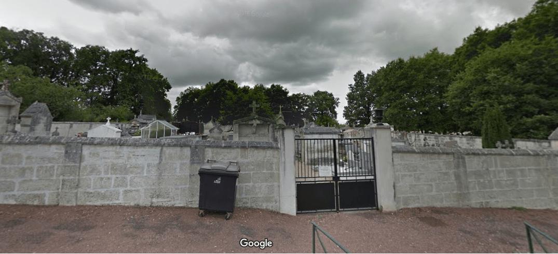 cimetière communal de Puymoyen