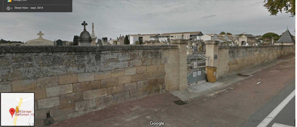 cimetière communal de Saint-André-de-Cubzac
