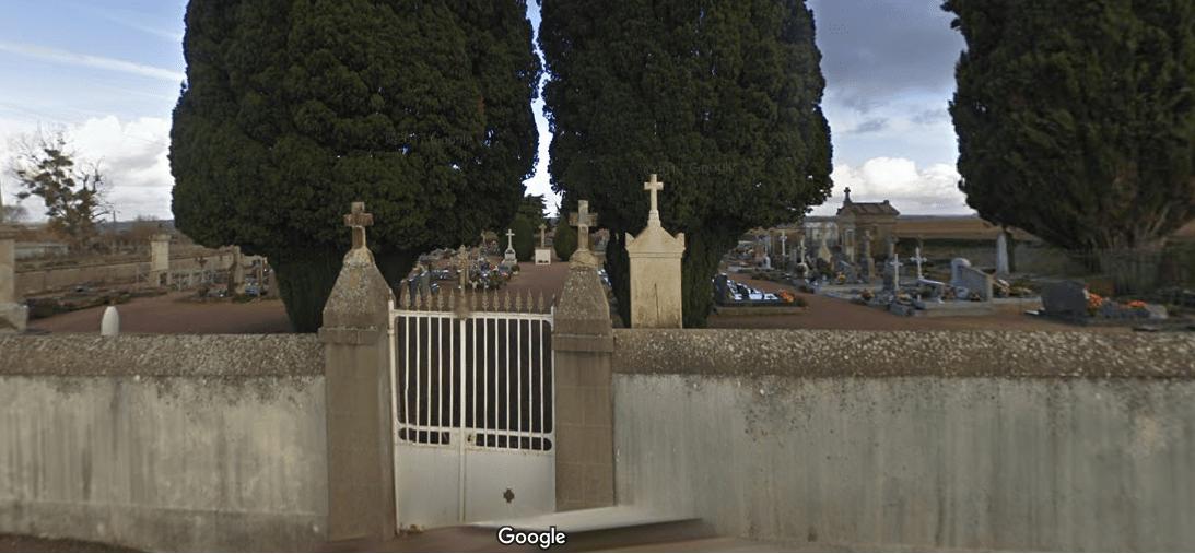 cimetière communal de Saint-Georges-sur-Layon