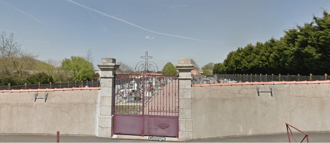 cimetière communal de Saint-Léger-sous-Cholet