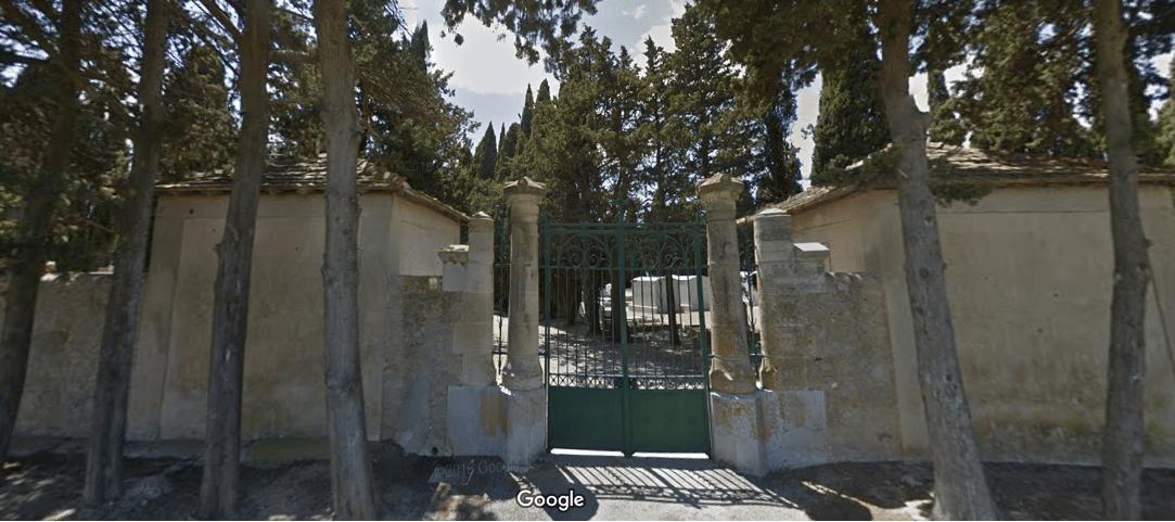 cimetière communal de Siran