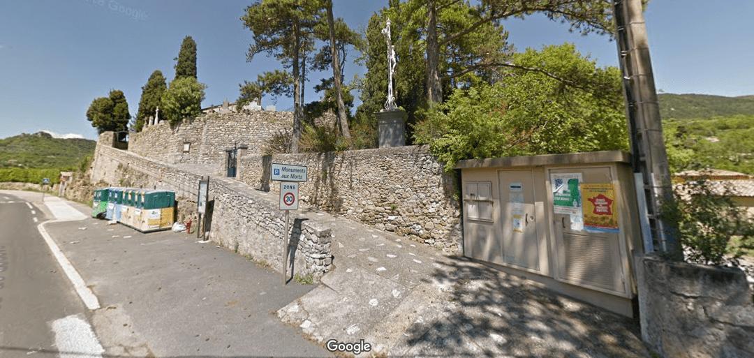 cimetière communal de Soubès