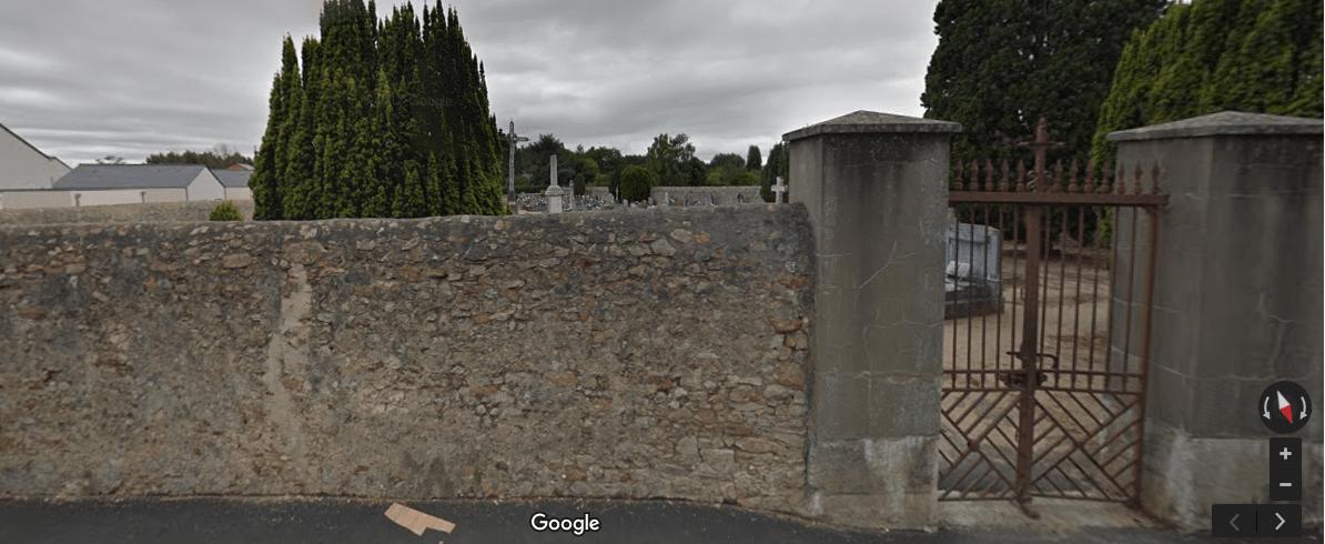 cimetière communal de Soucelles
