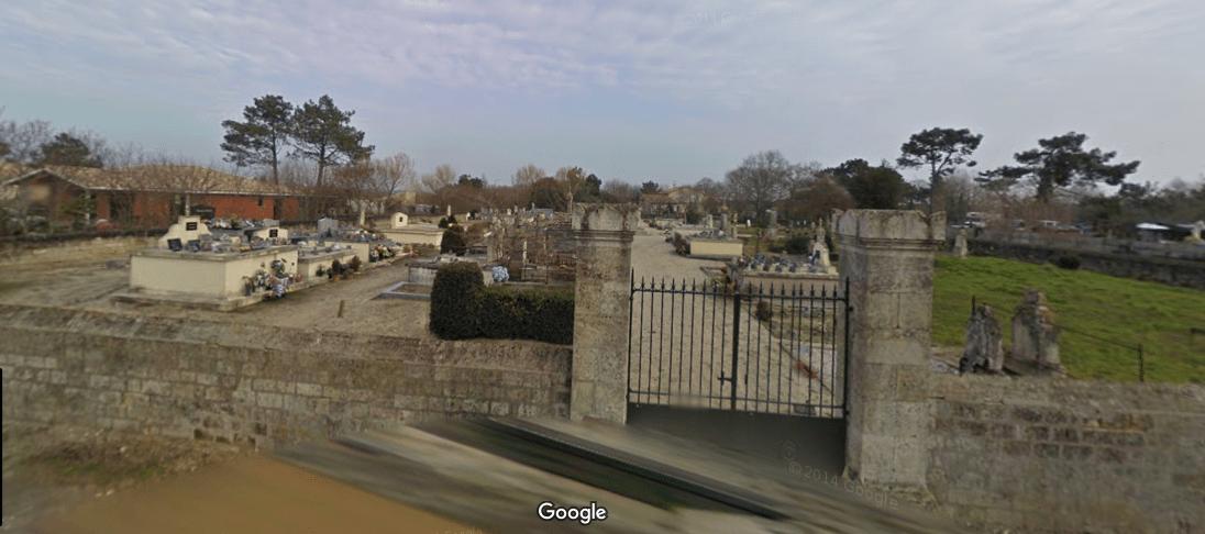 cimetière communal de Soulac-sur-Mer 106 Roland Dorgeles