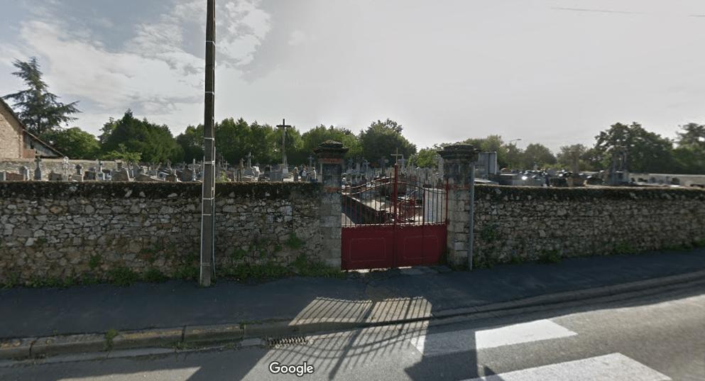 cimetière communal de Vern-d'Anjou
